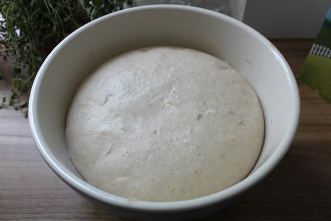 Dough risen 001